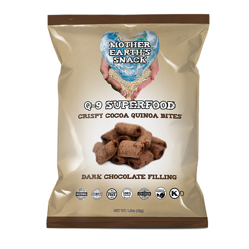Q-9 SuperFood Cocoa Bites (6 in a pack)
