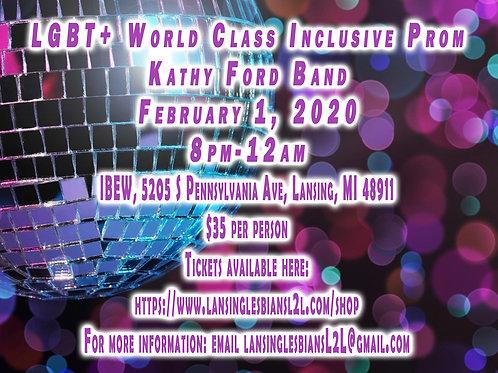 World Class LGBT+ Prom