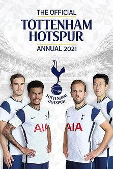 Official Tottenham Hotspur Annual 2021