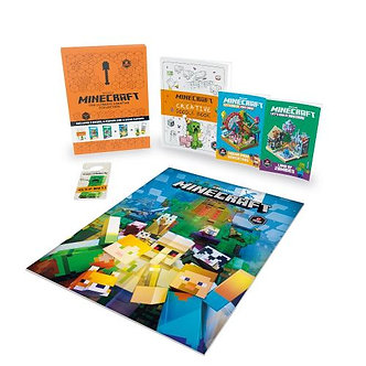 Minecraft Gift Box