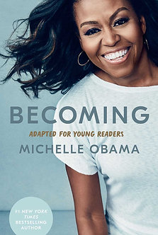 Becoming (Adapted for Young Readers)