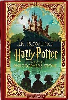 Harry Potter and The Philosophers Stone Mina Lima Edition