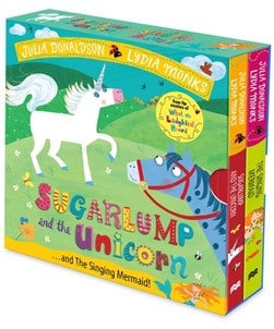 Sugarlump and the Unicorn and The Singing Mermaid