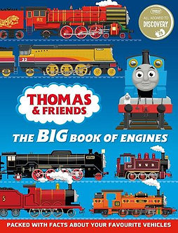 Thomas Big Book Of Engines