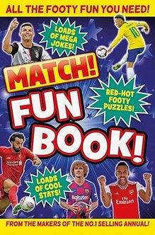 Match Fun Book