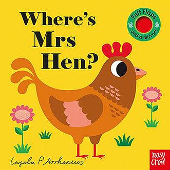Where's Mrs Hen