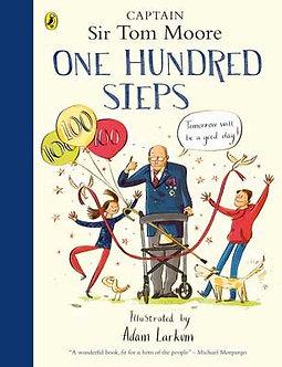 Captain Sir Tom Moore One Hundred Steps