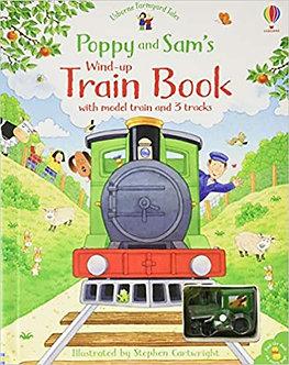 Poppy & Sam's Wind Up Train Book