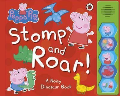 Peppe Pig Stomp & Roar