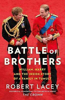 Battle Of Brothers-William And Harry