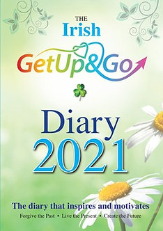 Get Up & Go Diary 2021