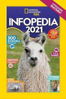 National Geogrpahic Kids Infopedia 2021