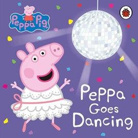 Peppa Pig Peppa Goes Dancing Board Book