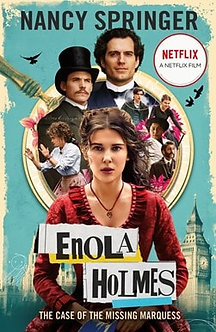 Enola Holmes The Case of the Missing Marquess