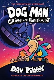 Dog Man 9- Grime & Punishment