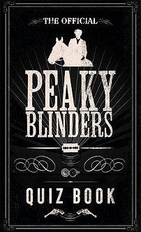 Official Peaky Blinders Quiz Book