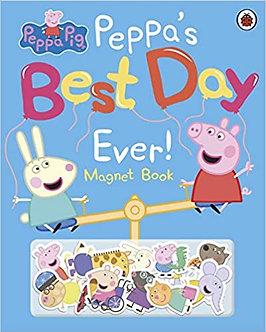 Peppa Pig Peppas Best Day Ever