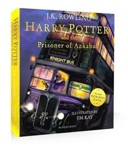 Harry Potter and the Prisoner of Azkaban Illustrated