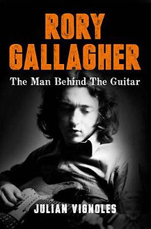 The Man Behind The Guitar