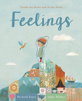Feelings: Inside my heart and in my head...