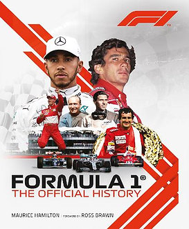 Formula One The Official History