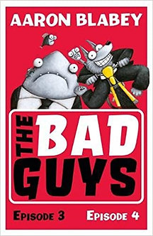 The Bad Guys : Episode 3 and 4