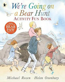 We're Going On A Bear Hunt - Activity Book