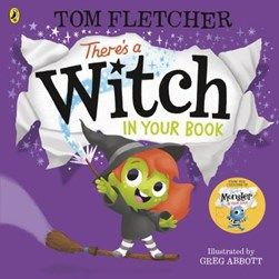 Theres a Witch in Your Book