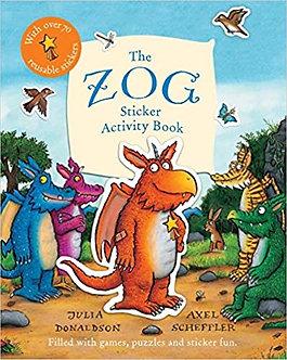 Zog Sticker Activity Book