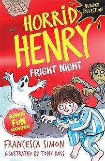 Horrid Henry Fright Night