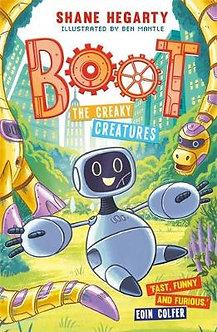 Boot The Creaky Creatures Book 3