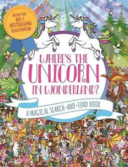 Where's The Unicorn in Wonderland