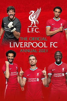 Official Liverpool Annual 2021