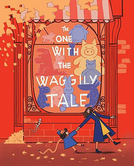 One With The Waggly Tail Favourite Rhymes From an Irish Childhood