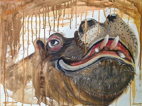 Hipopotamın Karamel Sevdası