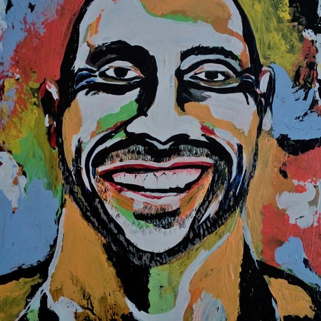 Pop Art: Dwayne Johnson