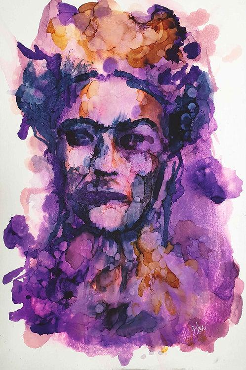 Frida Kahlo - Baskı