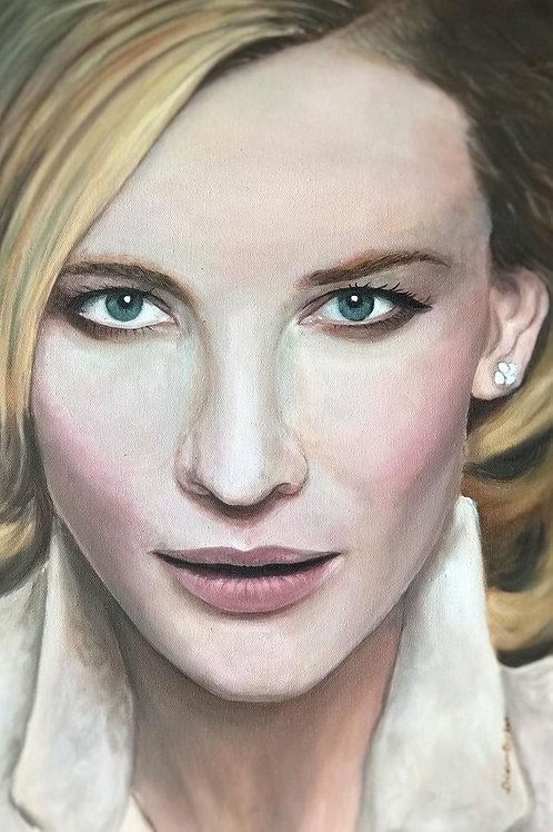 Portre - Cate Blanchett