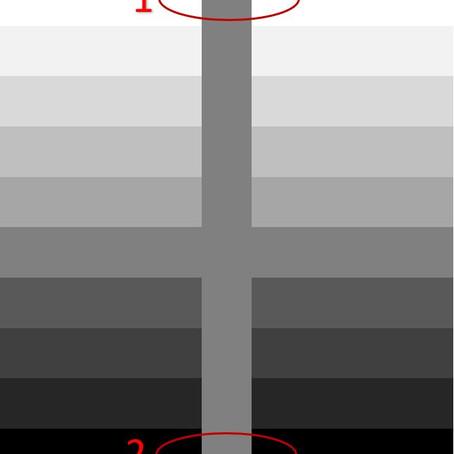 Renk Değerleri ve Resimde İllüzyon