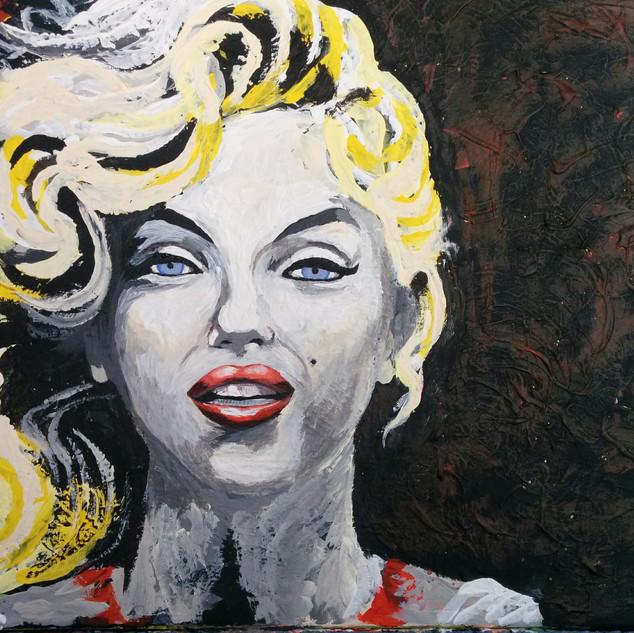 Pop Art: Marilyn Monroe