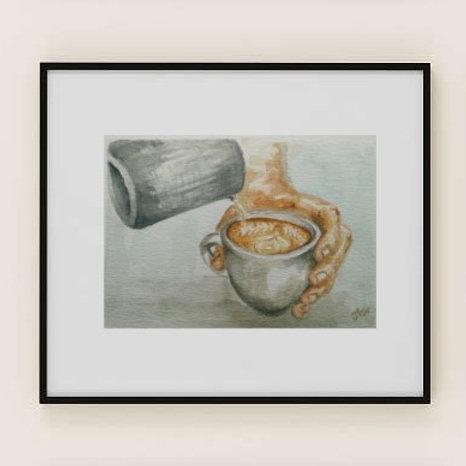 Latte Art #2