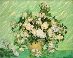 Roses - Van Gogh Tablosu