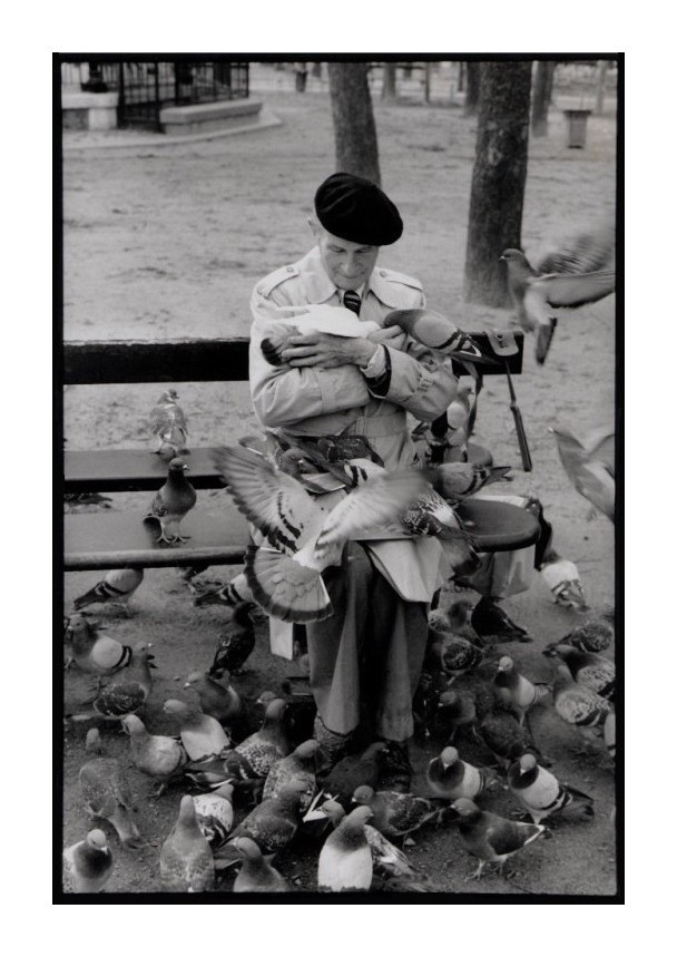 5 - 1988 - PARIS Jardin du Luxembourg.JP