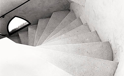 Floating Staircase Down ©Wendy Paton
