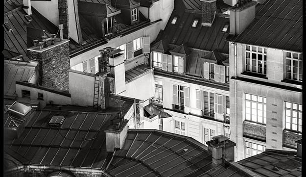 The heart of Paris