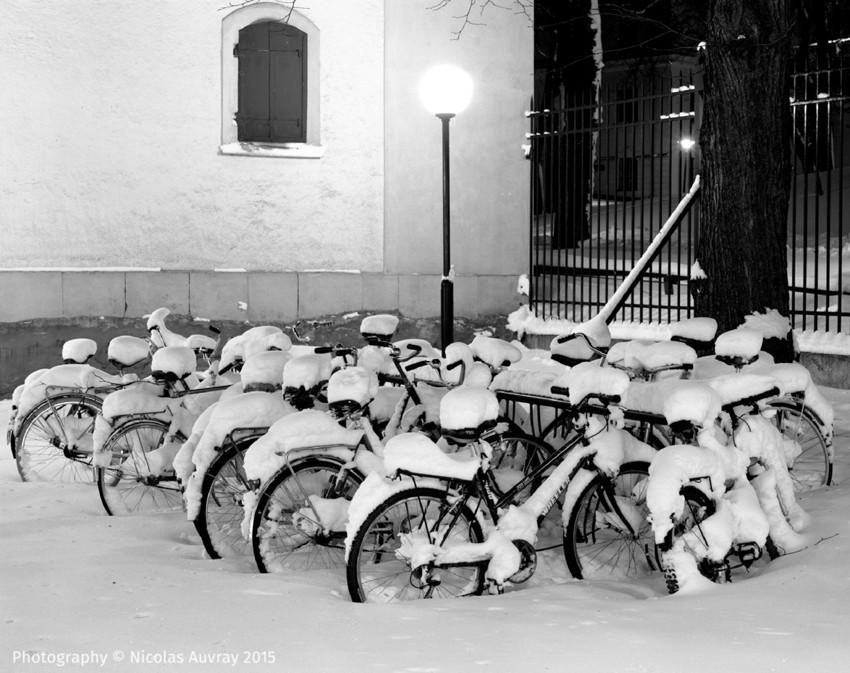 Le voleur de Bicyclette Nicolas Auvray 8