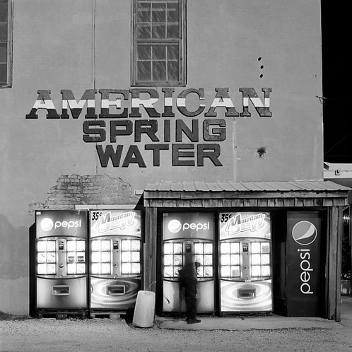 copy of American Spring Water