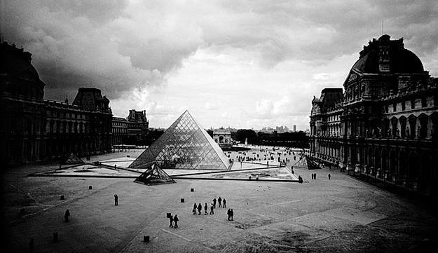 Le Louvre ©WendyPaton