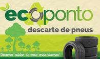 Empresa de Cuiabá fica responsável por coleta de pneus inservíveis em novo Eco Ponto de Juara