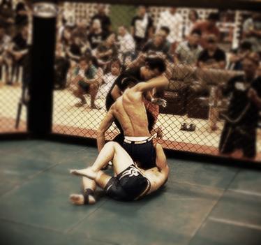 Tankwa MMA Fight
